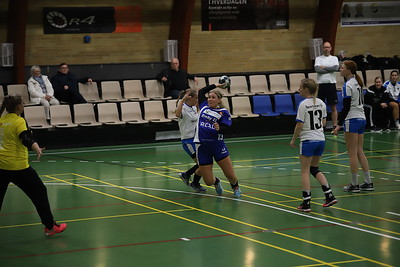 3. div. damer 25-24 over Højfyn
