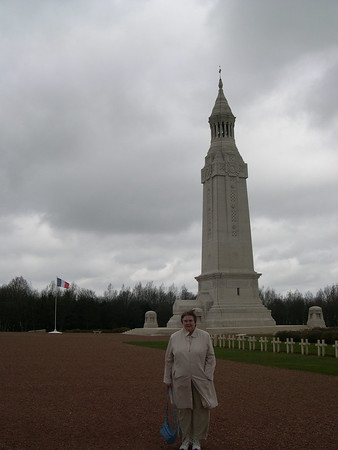 WW1 Battlefields--Northern France--April 14-16 2006