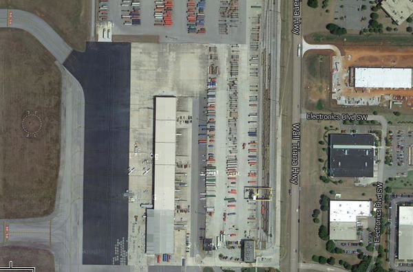 HUNTSVILLE ALABAMA INTERNATIONAL LOGISTICS CENTER