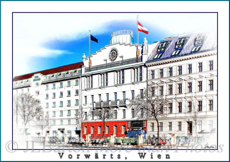 The Vorwärts House