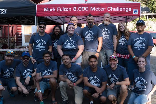 8000 Meter Challenge 2018