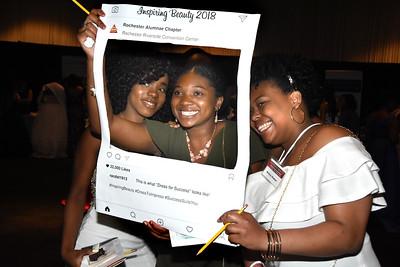 Inspiring Beauty:  Empowering Young Women