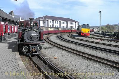 Ffestiniog Railway 2011