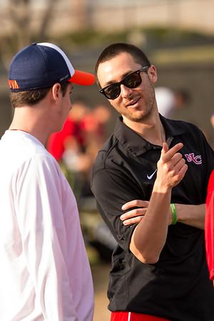 Coach Ben Young