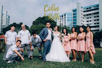 Ruth & Colin