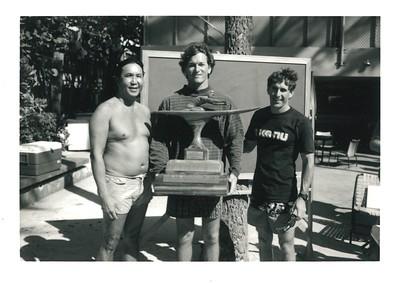 15th Annual Waikiki Ocean 10K PB Race 1-2-1993