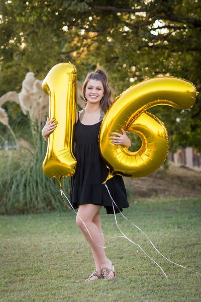 Kayla - Sweet 16