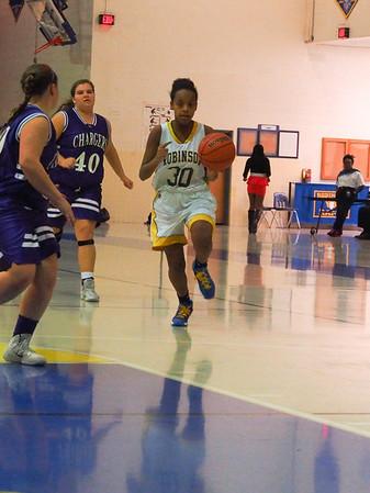 Girls Freshman Basketball 2/4/14