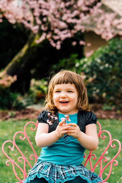 Emma Six Month {Portraits}