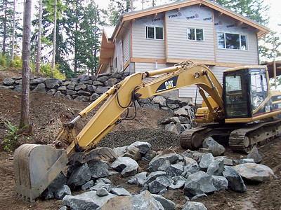 Foundation and Rock Work