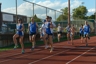 Breakaway Track Competition August 2014