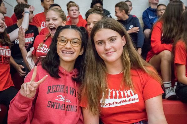 2018 Pep Fest Middle School