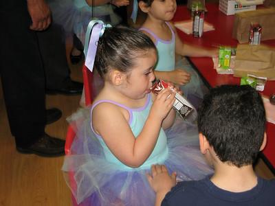 Hailey's Dance show 5/2/2008