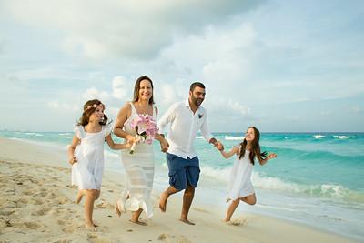 Playa Delfines Ceremonies