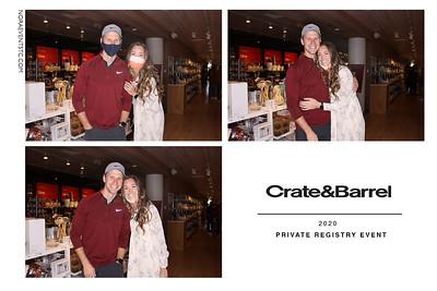 Crate & Barrel {photo strips}