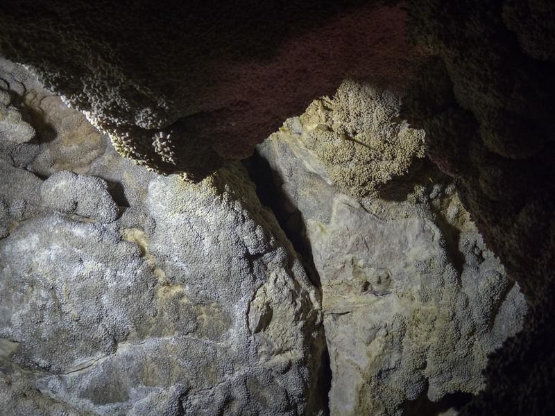 Dogtooth Spar and stalagmites