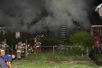 House Fire ~ 1687 Fullerton