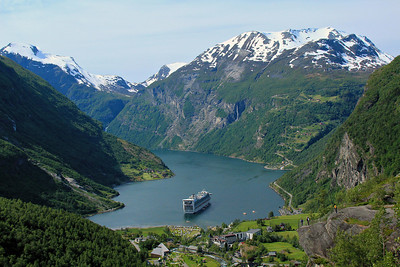 Norway-North Cape, Bergen, Geiranger, Tromso, Flam and Stavanger
