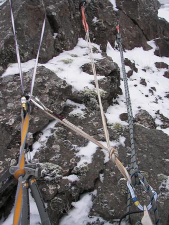 Ice climbing 2010-2011