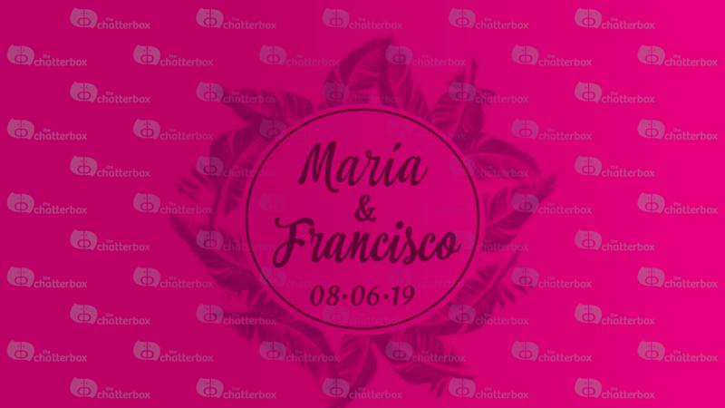 María y Francisco