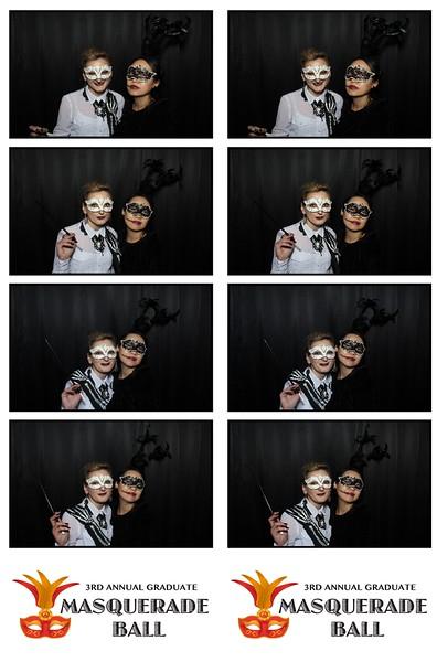 3rd Annual Graduate Masquerade Ball