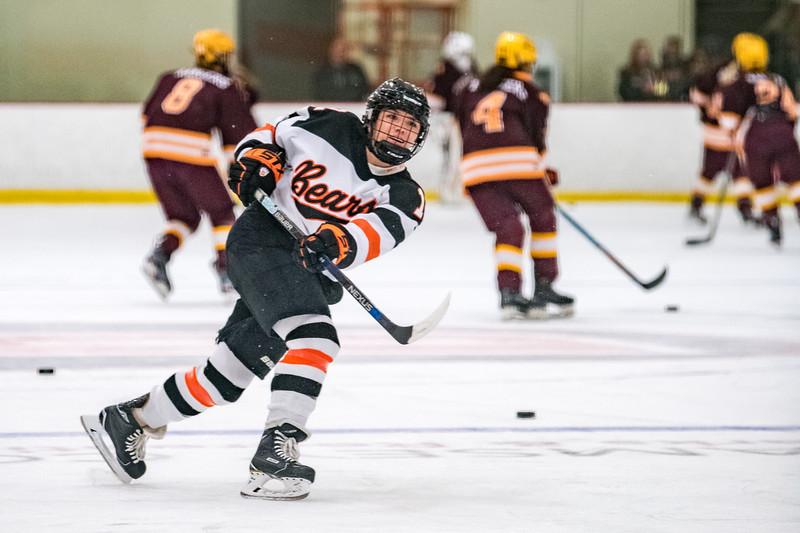 Girls Varsity Hockey -V- Forest Lake