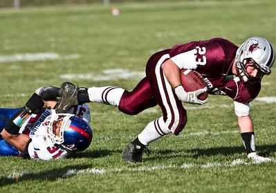 20131109 - Prairie Ridge Marmion Football