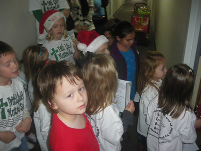 December 20th ~ Secret Santa & Christmas Caroling at Plano Community Home