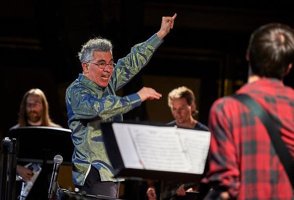 Glenn Branca's Symphonies - Red Bull Music Academy Masonic Hall NY Times