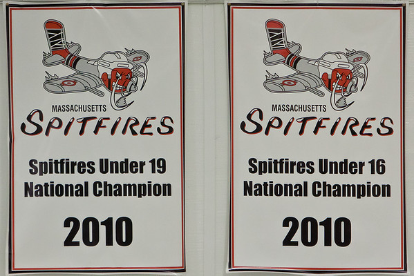 Mass Spitfire Banners at Iorio