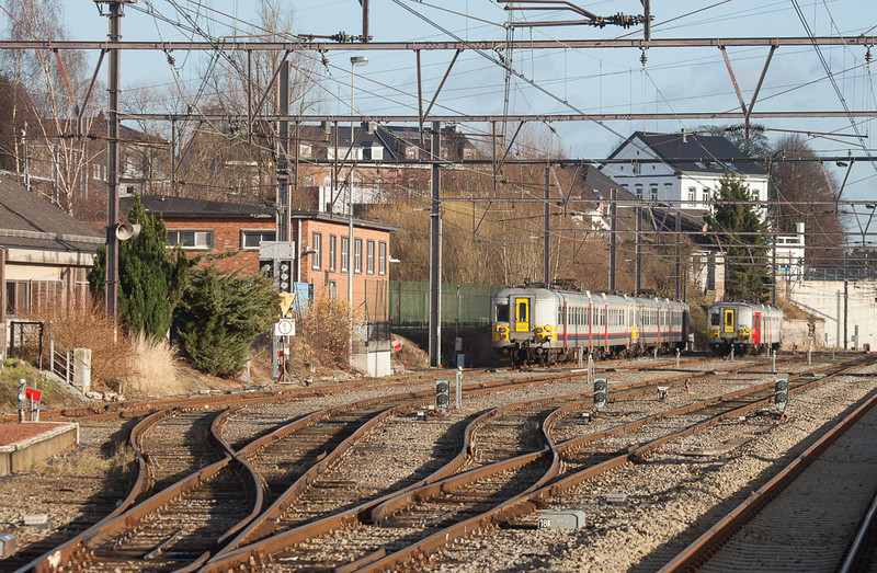 AM70 651 + 626 in Welkenraedt.