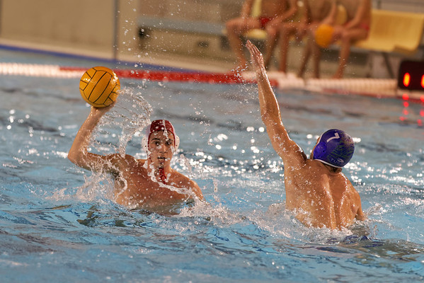 Soirée Water Polo 2014 01 11