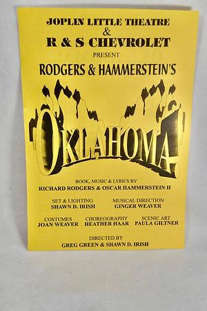9-25-1998 Oklahoma! @ Joplin Little Theatre
