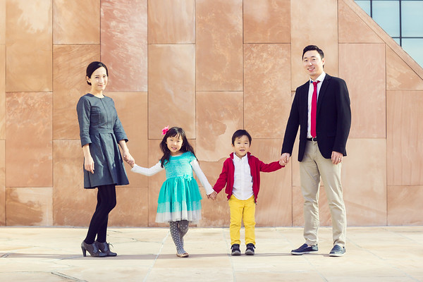 Lee Family Photo Shoot