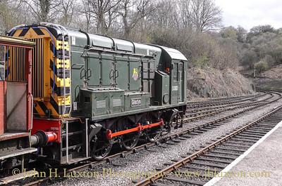 Dean Forest Railway 2015