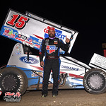East Bay Raceway Park - All Star Circuit Of Champions - 2/2/21 - Paul Arch