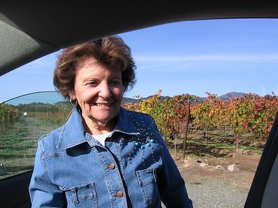 Sonoma Wine Country w/ Leona & Irwin - November 12, 2005