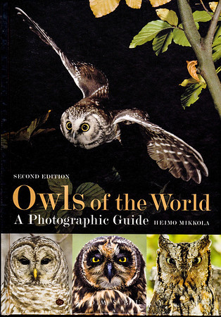 Owls of the World, 2nd Edition