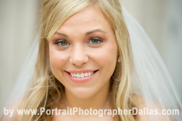 Chani Dallas Bridal Portraits