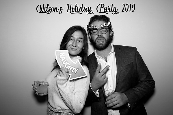 Wilson's Holiday Party 2019 (12/21/19)