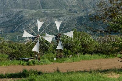 Crete, Lasithi Plateau