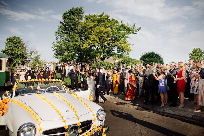 LeCapeWeddings Chicago Photographer - Renu and Ryan - Hilton Oakbrook Hills Indian Wedding -  767.jpg