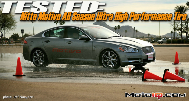Testing the Nitto Motivo All Season Ultra High Performance Tire