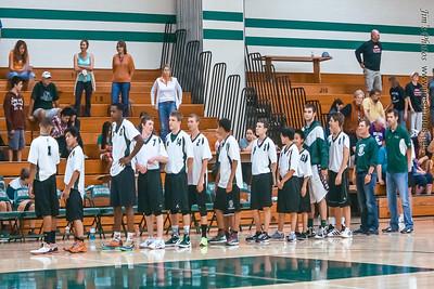 Madison Memorial Boys Volleyball - Oct 1, 2013