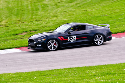 6-6-19 SCCA TNiA Pitt Race Interm Blk Mustang