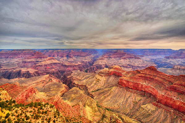 The Grand Canyon, Arizona 2014