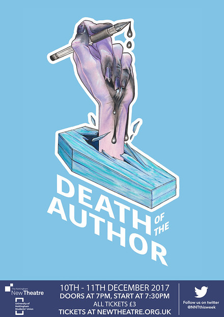 Death of the Author poster