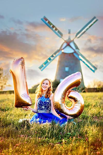 Kyliee Sweet 16