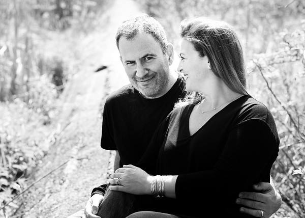 Couple Portraits at Arnold Arboretum