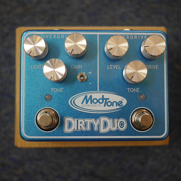 Dity Duo Overdrive